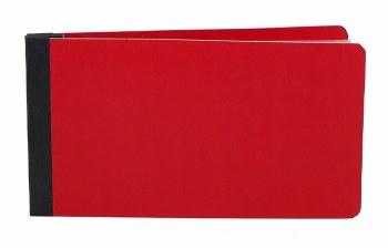 Sn@P! 4x6 Flipbook- Red