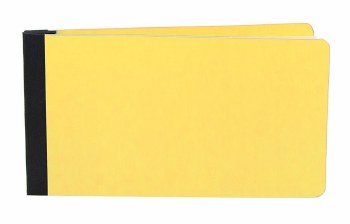 Sn@P! 4x6 Flipbook- Yellow