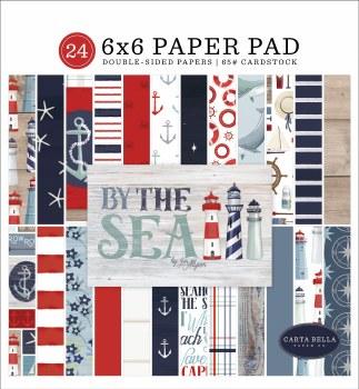 Bye the Sea 6x6 Paper Pad