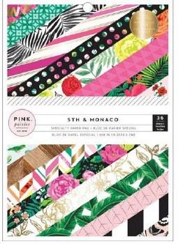 """5th & Monaco Paper Pad, 6x8"""""""