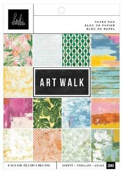 """Art Walk Paper Pad, 6x8"""""""