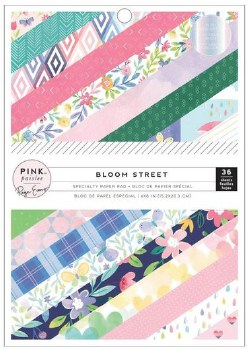 Bloom Street Paper Pad, 6x8""