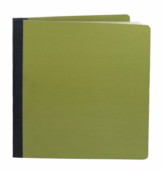 Sn@P! 6x8 Flipbook- Green