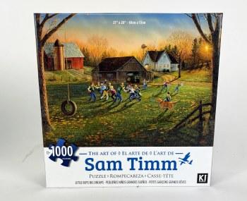 Little Boys Big Dreams - 1,000 Piece Puzzle