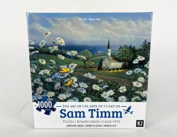 Summertine Sundays - 1,000 Piece Puzzle