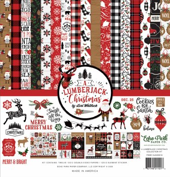 A Lumberjack Christmas Collection Kit