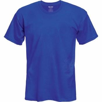 Adult T-Shirt- Royal Blue, Small