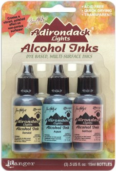 Ranger Alcohol Ink 3 Pack- Lakeshore