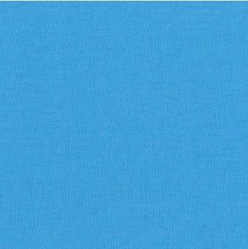 "Kona Cotton 44"" Fabric- Blues- Algeria"