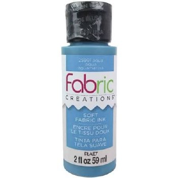 Fabric Creations 2oz Fabric Paint- Aqua