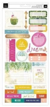 Art Walk Stickers- Icons & Journal Stickers