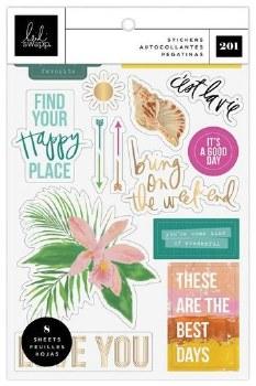 Art Walk Stickers- Sticker Book