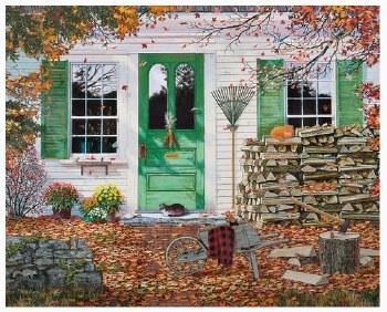 Autumn Leaves - 1,000 Piece Puzzle