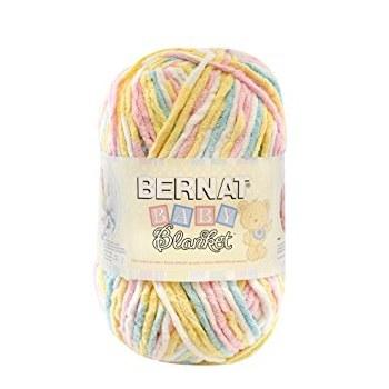 Baby Blanket Yarn- Pitter Patter