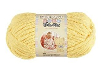 Baby Blanket Yarn- Yellow