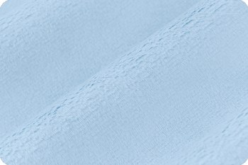 "Cuddle Fleece, 60""- Blues- Baby Blue"