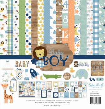 Baby Boy Collection Kit