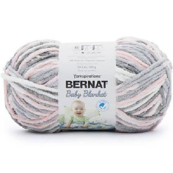 Baby Blanket Yarn- Baby Grays
