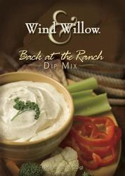 Wind & Willow Dip Mix- Back At The Ranch
