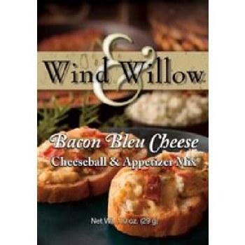 Wind & Willow Cheeseball & Appetizer Mix- Bacon Stuffed Mushroom