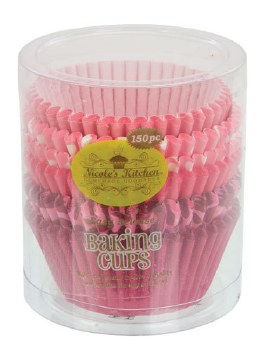 Baking Cups, 150ct- Fashion Leopard