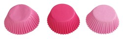 Baking Cups, 75ct- Ombre, Pinks