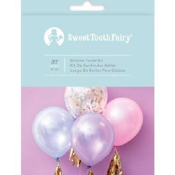 Sweet Tooth Fairy Balloon Tassel Kit