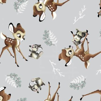 Bambi & Thumper Bolted Fabric- Toss