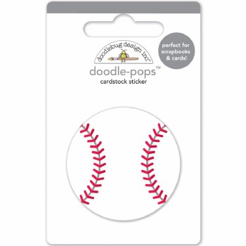 Home Run Doodle Pop- Baseball