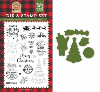 My Favorite Christmas Stamp & Die Combo Set