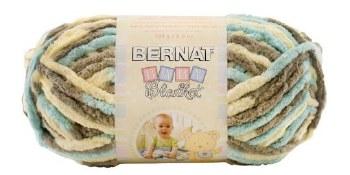 Baby Blanket Big Ball Yarn- Beach Babe