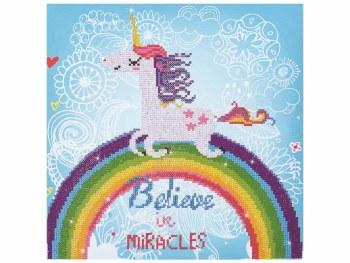 Diamond Facet Art Kit- Believe in Miracles