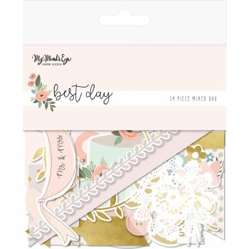 Best Day Mixed Bag Die Cuts