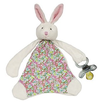 Pacifier + Blanket- Beth the Bunny