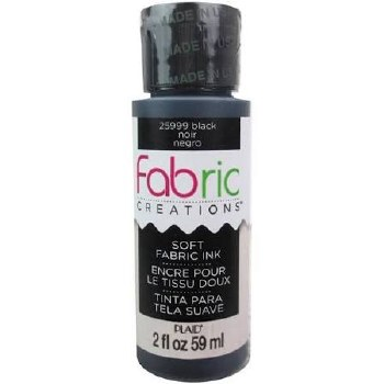 Fabric Creations 2oz Fabric Paint- Black