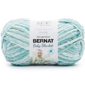 Baby Blanket Yarn- Blue Green
