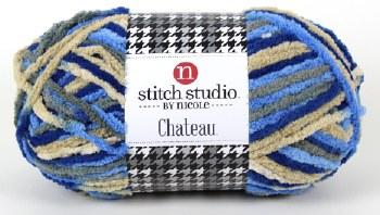 Chateau Yarn- Blue Velvet