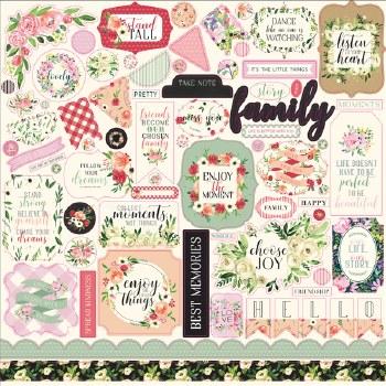 Botanical Garden Sticker Sheet