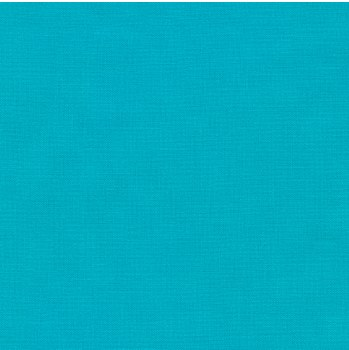 "Kona Cotton 44"" Fabric- Blues- Breakers"