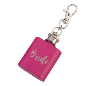 Mini 1oz Flask- Bride