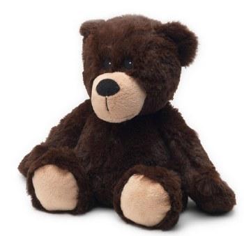 Warmies Cozy Plush: Bear, Brown