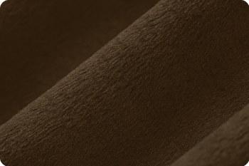"Cuddle Fleece, 60""- Browns- Brown"