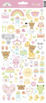 Bundle of Joy Stickers - Icons