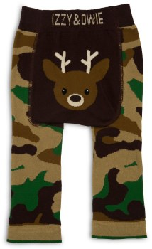 Baby Leggings, Camo Deer- 6-12m