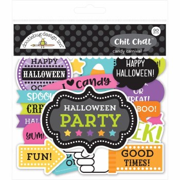 Candy Carnival Die Cuts- Chit Chat