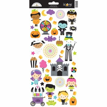 Candy Carnival Stickers- Icons