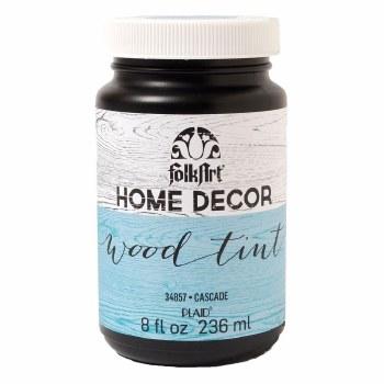 FolkArt Home Decor Wood Tint 8 oz- Cascade