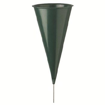"4"" Cemertary Vase Cone"