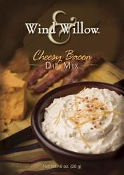 Wind & Willow Dip Mix- Cheesy Bacon