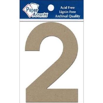 """4"""" Chibpoard Number, 2pk- 2"""